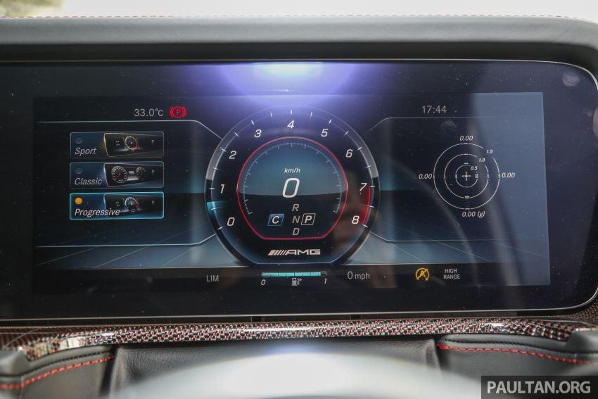 GALERI: Mercedes-AMG G 63 2019 – RM1.46 juta Image #935112