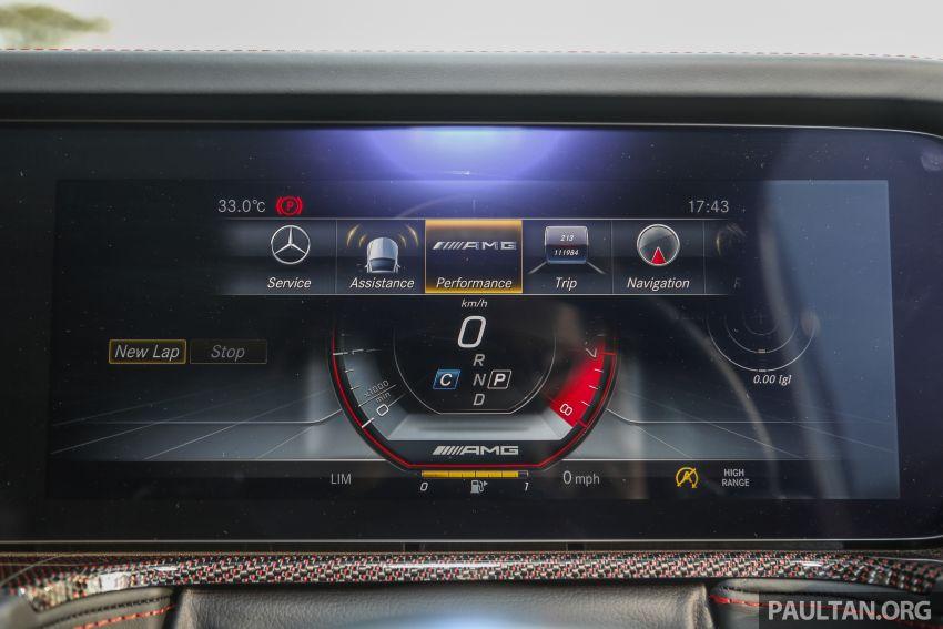 GALERI: Mercedes-AMG G 63 2019 – RM1.46 juta Image #935113