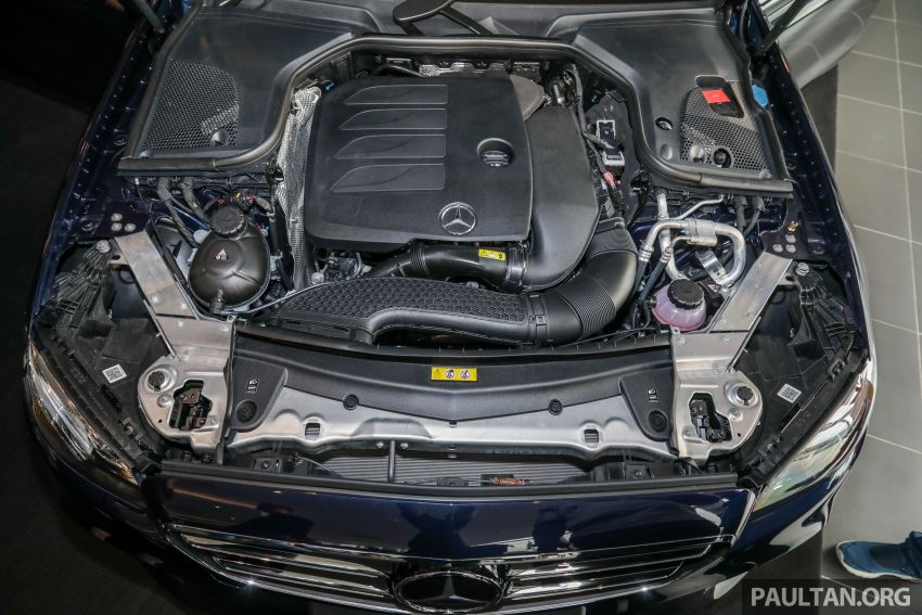 2019 W213 Mercedes-Benz E350 launched in Malaysia – new 48 V M264 engine with EQ Boost, RM399,888 Image #930395