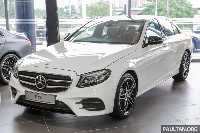 2019 W213 Mercedes-Benz E350 launched in Malaysia – new 48 V M264 engine with EQ Boost, RM399,888 Image #930397