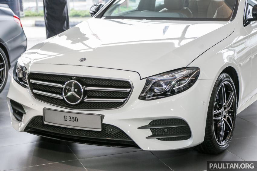 2019 W213 Mercedes-Benz E350 launched in Malaysia – new 48 V M264 engine with EQ Boost, RM399,888 Image #930399