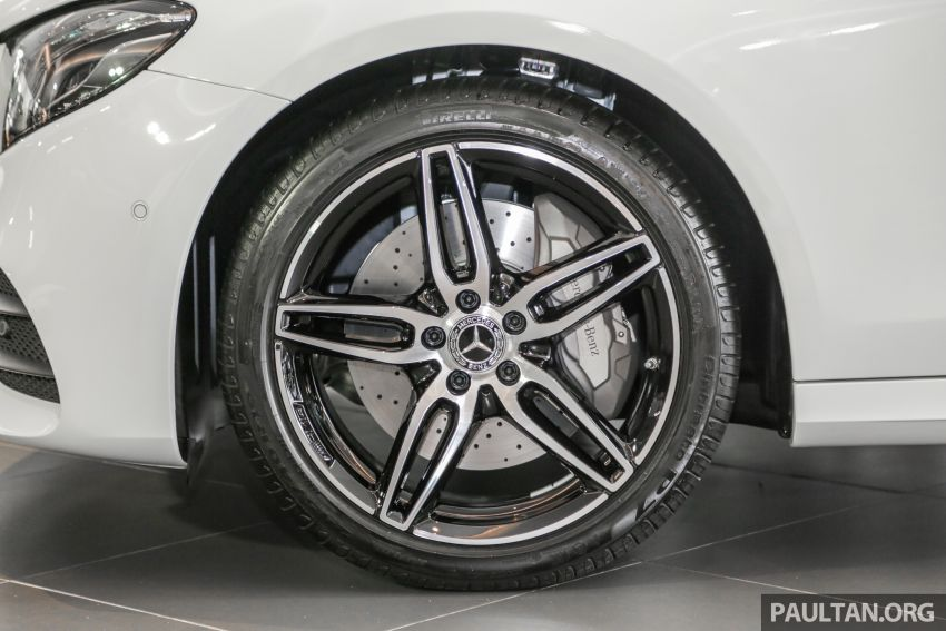 2019 W213 Mercedes-Benz E350 launched in Malaysia – new 48 V M264 engine with EQ Boost, RM399,888 Image #930401