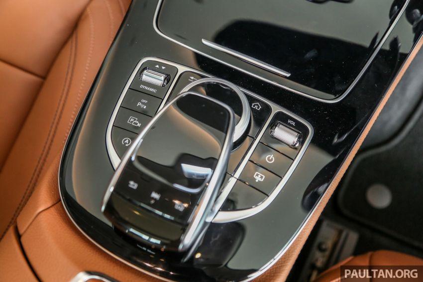 Mercedes-Benz E350 W213 2019 dilancarkan di M'sia – hibrid ringkas 48-volt, 299 hp/400Nm, RM399,888 Image #930500