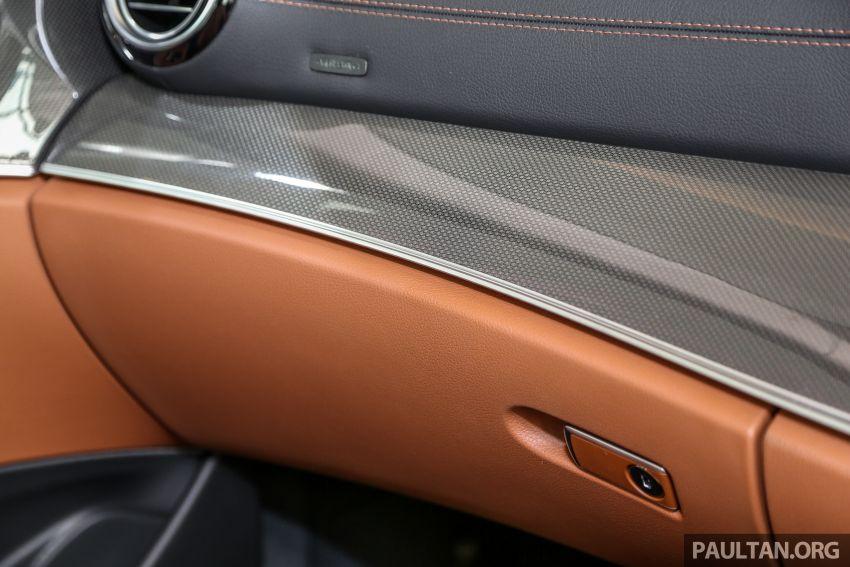 Mercedes-Benz E350 W213 2019 dilancarkan di M'sia – hibrid ringkas 48-volt, 299 hp/400Nm, RM399,888 Image #930501