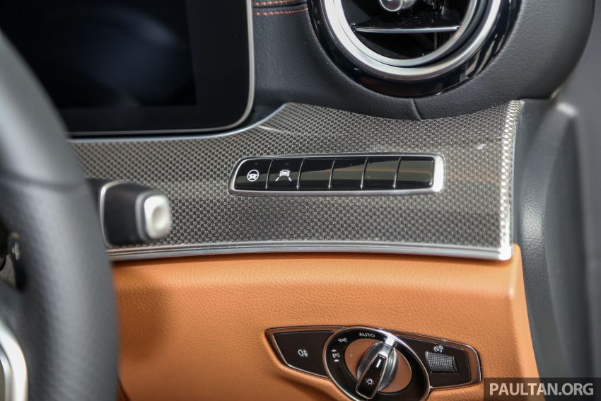 Mercedes-Benz E350 W213 2019 dilancarkan di M'sia – hibrid ringkas 48-volt, 299 hp/400Nm, RM399,888 Image #930502