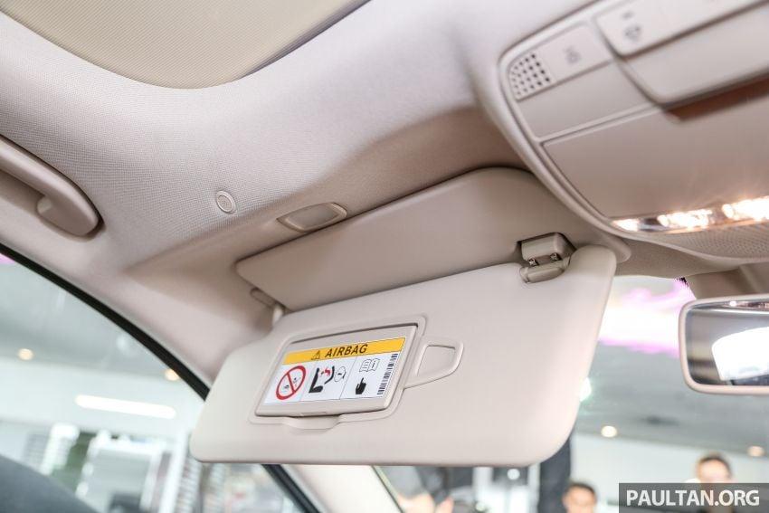 Mercedes-Benz E350 W213 2019 dilancarkan di M'sia – hibrid ringkas 48-volt, 299 hp/400Nm, RM399,888 Image #930505