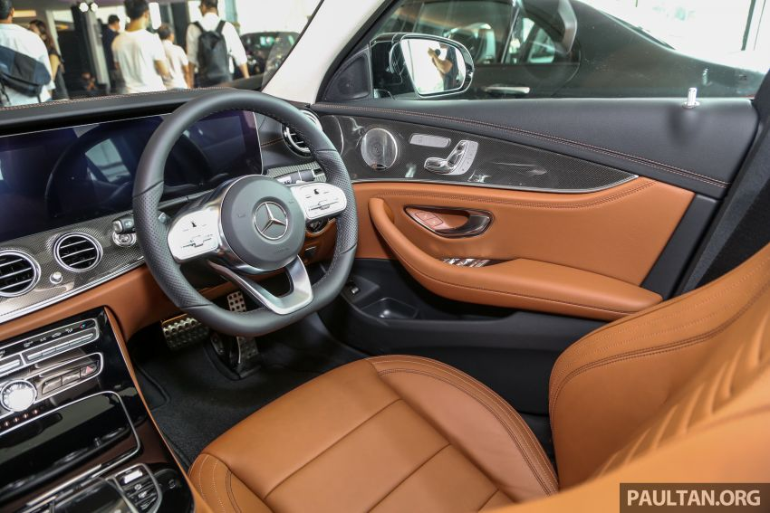 2019 W213 Mercedes-Benz E350 launched in Malaysia – new 48 V M264 engine with EQ Boost, RM399,888 Image #930420
