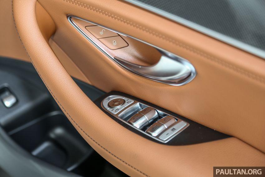 Mercedes-Benz E350 W213 2019 dilancarkan di M'sia – hibrid ringkas 48-volt, 299 hp/400Nm, RM399,888 Image #930511