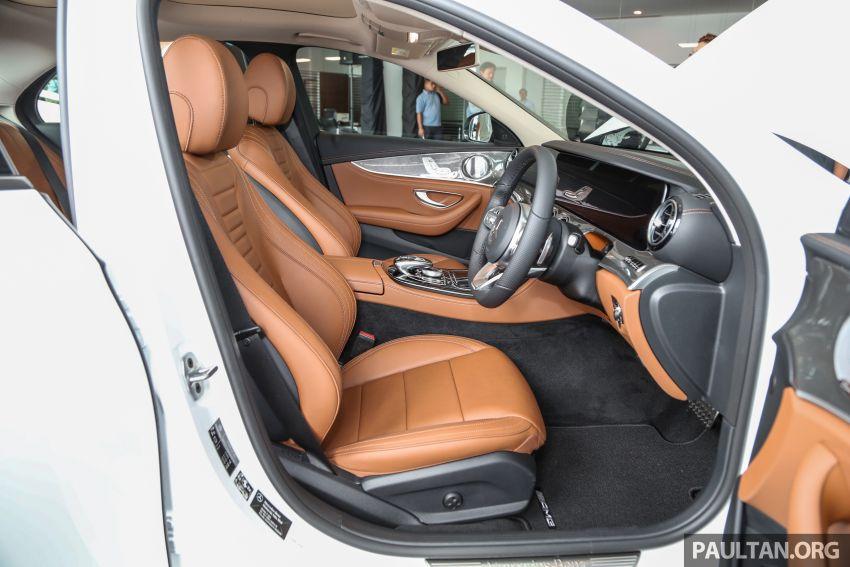 Mercedes-Benz E350 W213 2019 dilancarkan di M'sia – hibrid ringkas 48-volt, 299 hp/400Nm, RM399,888 Image #930515