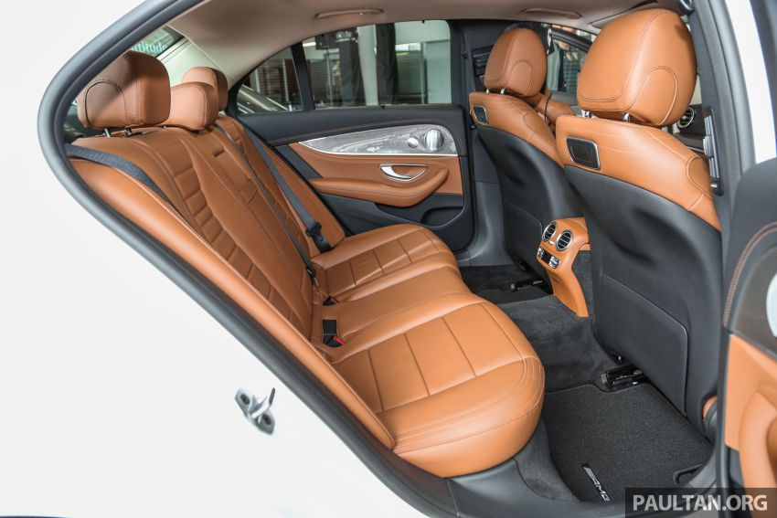 2019 W213 Mercedes-Benz E350 launched in Malaysia – new 48 V M264 engine with EQ Boost, RM399,888 Image #930432