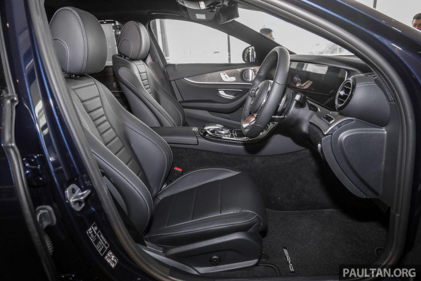 Mercedes-Benz E350 W213 2019 dilancarkan di M'sia – hibrid ringkas 48-volt, 299 hp/400Nm, RM399,888 Image #930551