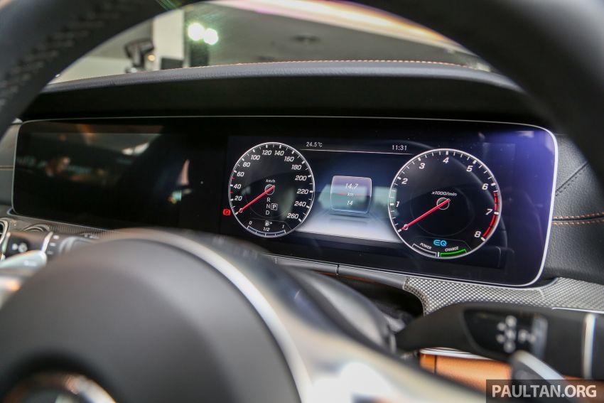 Mercedes-Benz E350 W213 2019 dilancarkan di M'sia – hibrid ringkas 48-volt, 299 hp/400Nm, RM399,888 Image #930492