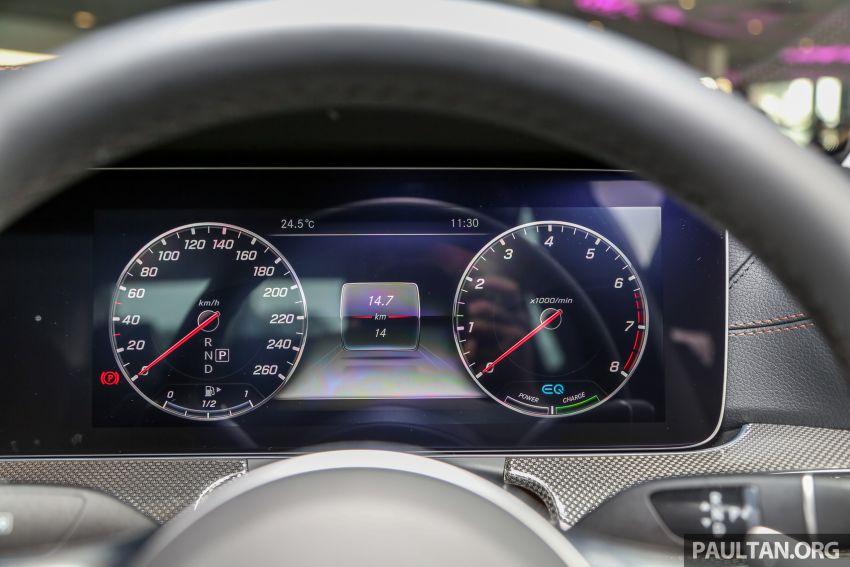 Mercedes-Benz E350 W213 2019 dilancarkan di M'sia – hibrid ringkas 48-volt, 299 hp/400Nm, RM399,888 Image #930493