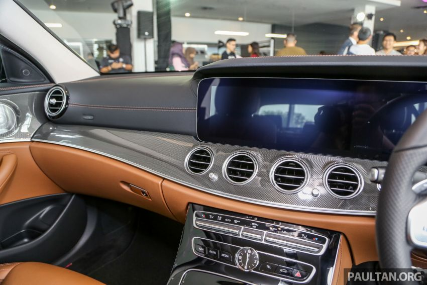 2019 W213 Mercedes-Benz E350 launched in Malaysia – new 48 V M264 engine with EQ Boost, RM399,888 Image #930409