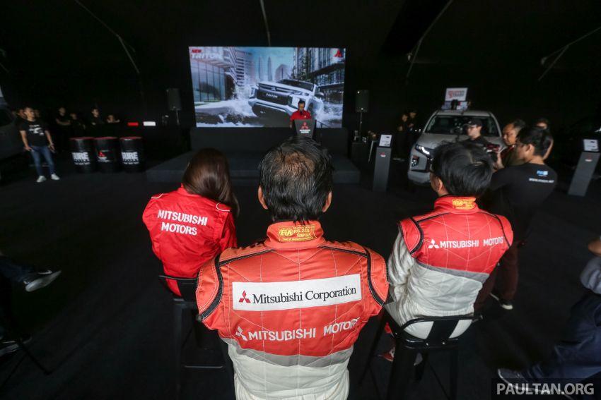 Mitsubishi 4Sure Thrill – pengalaman penuh aksi Image #931781