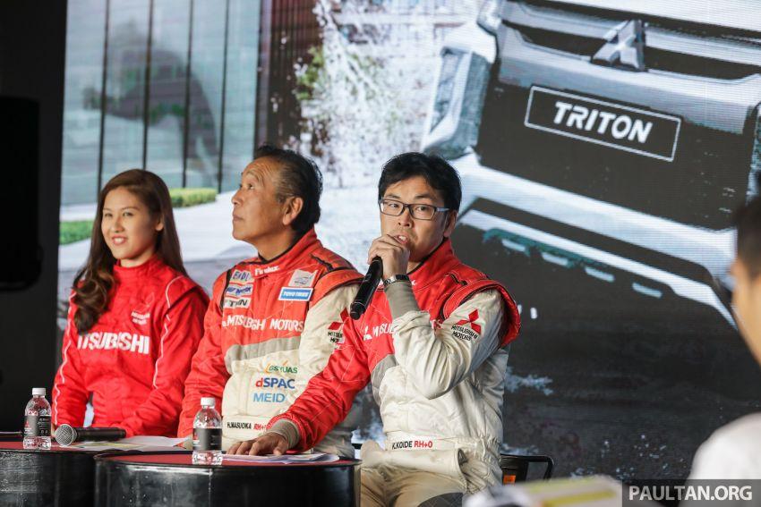 Mitsubishi 4Sure Thrill – pengalaman penuh aksi Image #931788