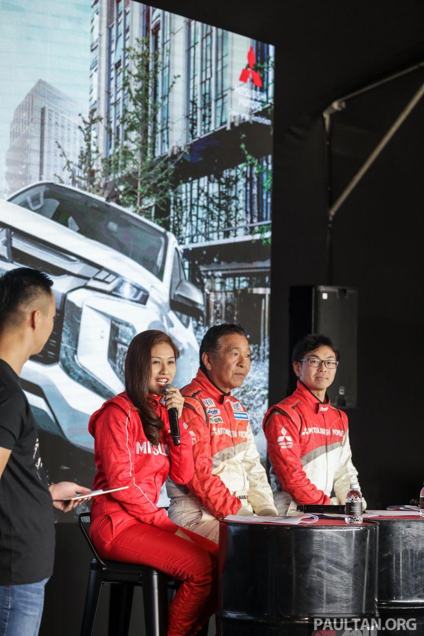 Mitsubishi 4Sure Thrill – pengalaman penuh aksi Image #931790