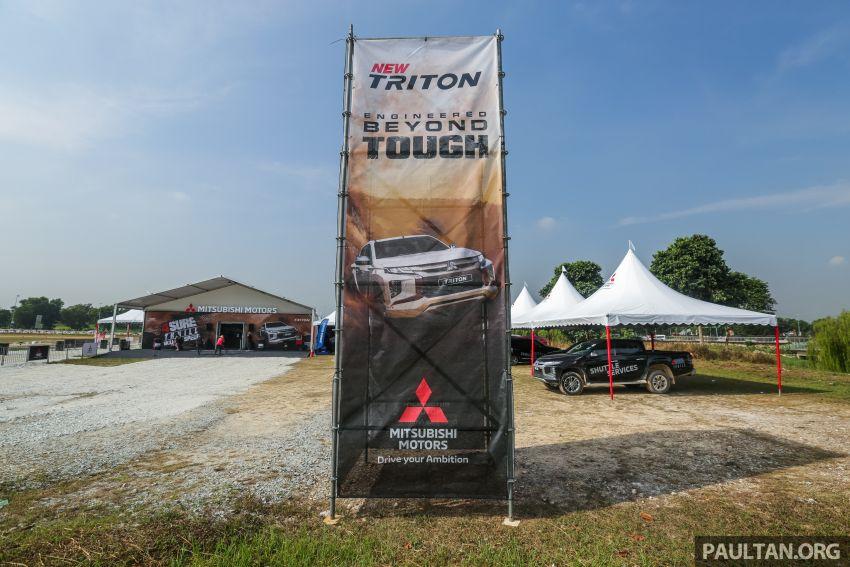 Mitsubishi 4Sure Thrill – pengalaman penuh aksi Image #931764