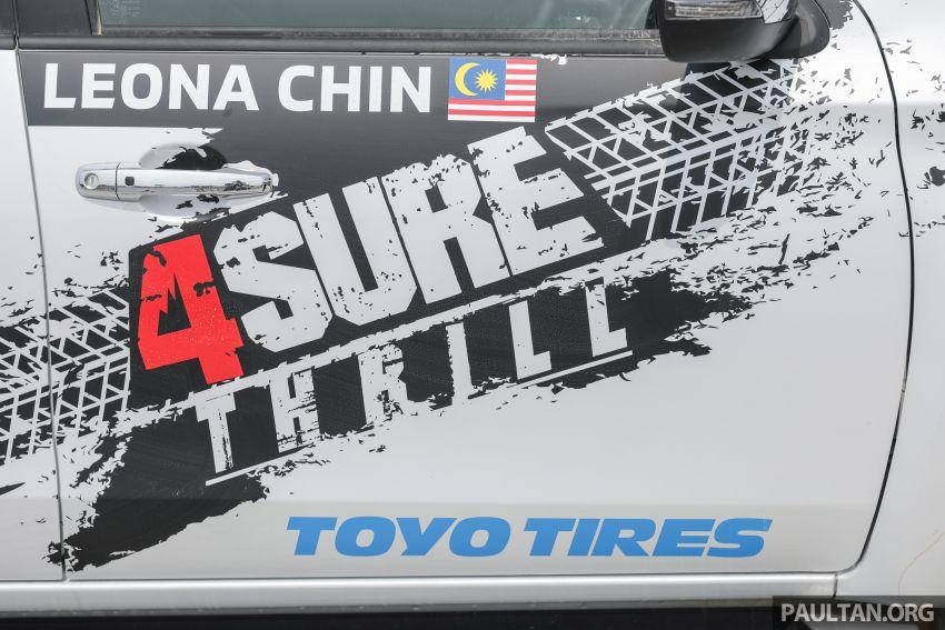 Mitsubishi 4Sure Thrill – pengalaman penuh aksi Image #931792