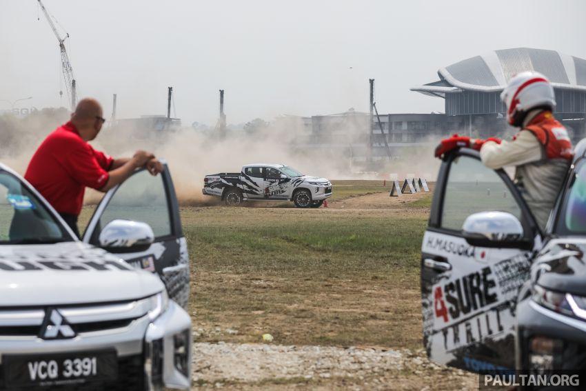Mitsubishi 4Sure Thrill – pengalaman penuh aksi Image #931799