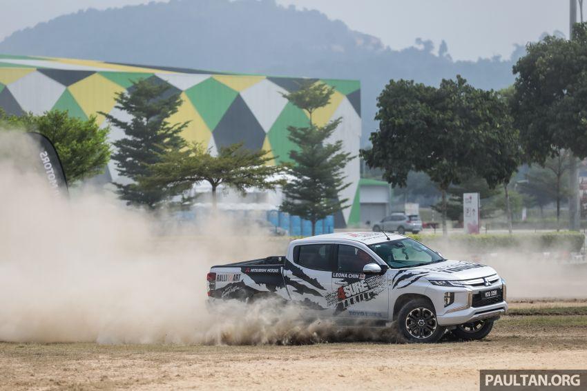 Mitsubishi 4Sure Thrill – pengalaman penuh aksi Image #931804