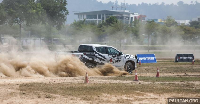 Mitsubishi 4Sure Thrill – pengalaman penuh aksi Image #931805