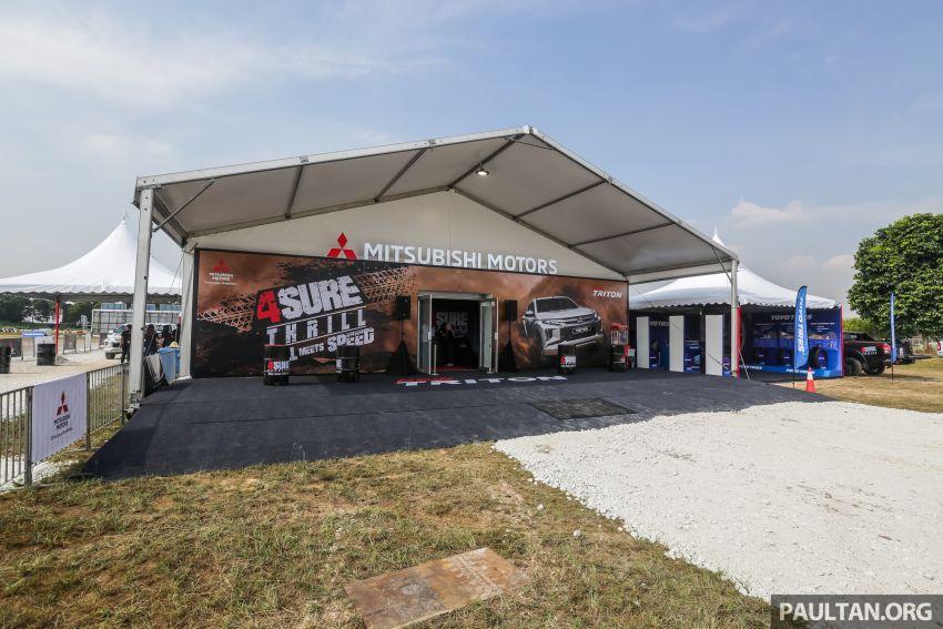 Mitsubishi 4Sure Thrill – pengalaman penuh aksi Image #931766