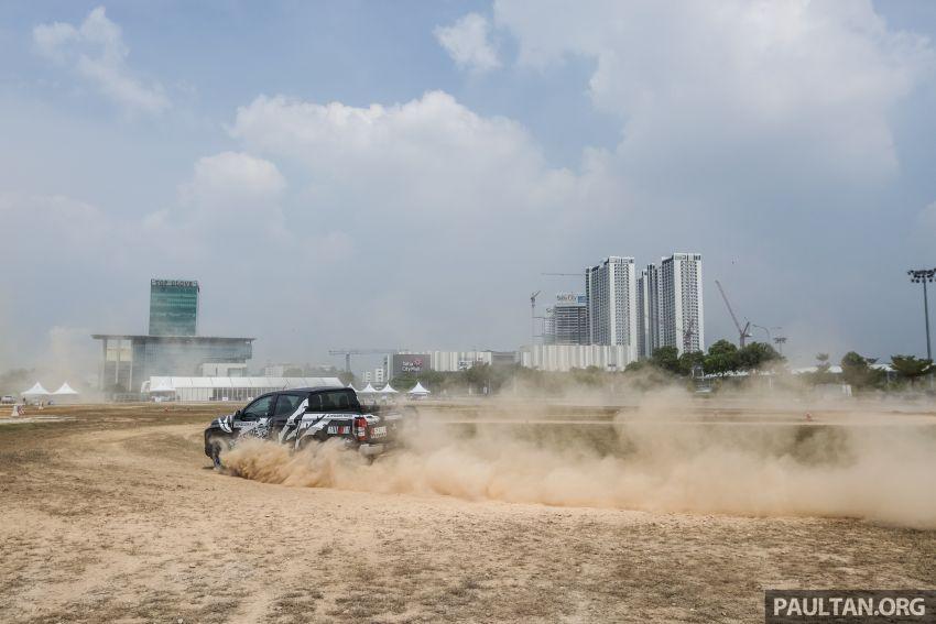 Mitsubishi 4Sure Thrill – pengalaman penuh aksi Image #931816