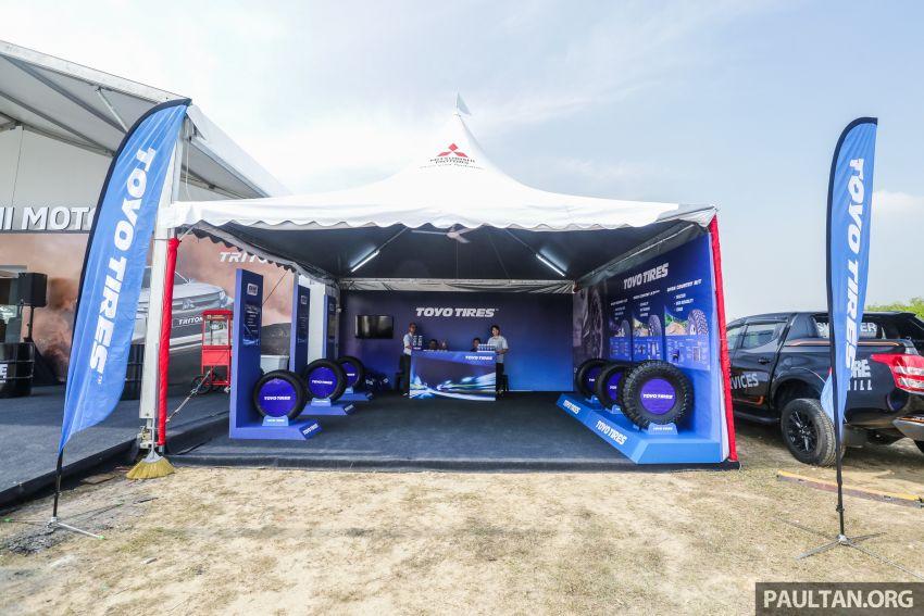 Mitsubishi 4Sure Thrill – pengalaman penuh aksi Image #931769