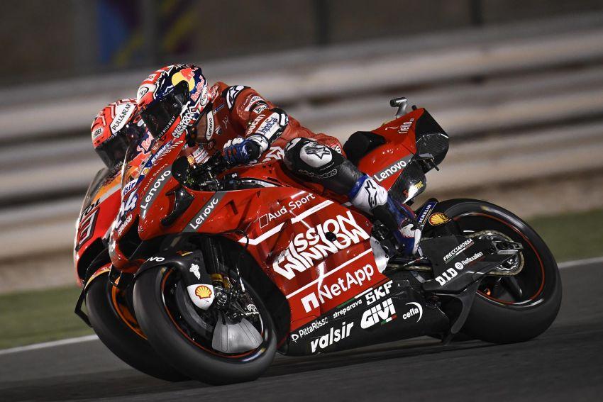 MotoGP 2019: Empat pasukan protes kemenangan Ducati kerana alat aerodinamik untuk tayar belakang Image #932539