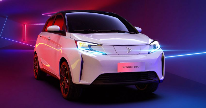DSK Murni – new EV with 350 km range, 40 minute charge time; Malaysia's third national car maker? Image #931162
