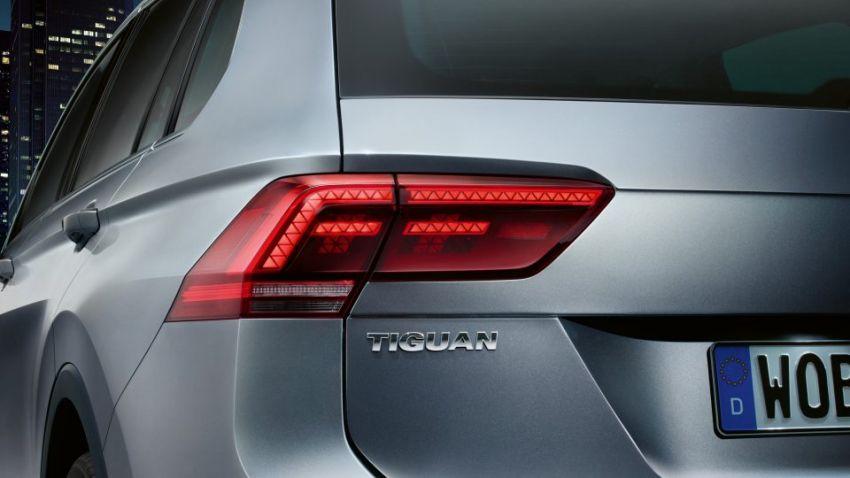 VW Tiguan 2019 pasaran M'sia – terima meter digital Active Info Display, lampu belakang LED, harga kekal Image #931102