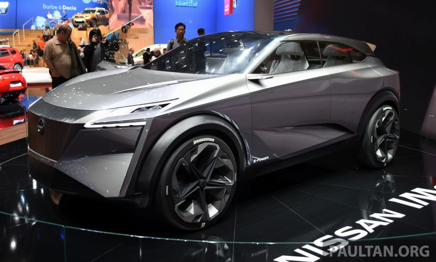 Nissan IMQ Concept previews new design language Image #932965
