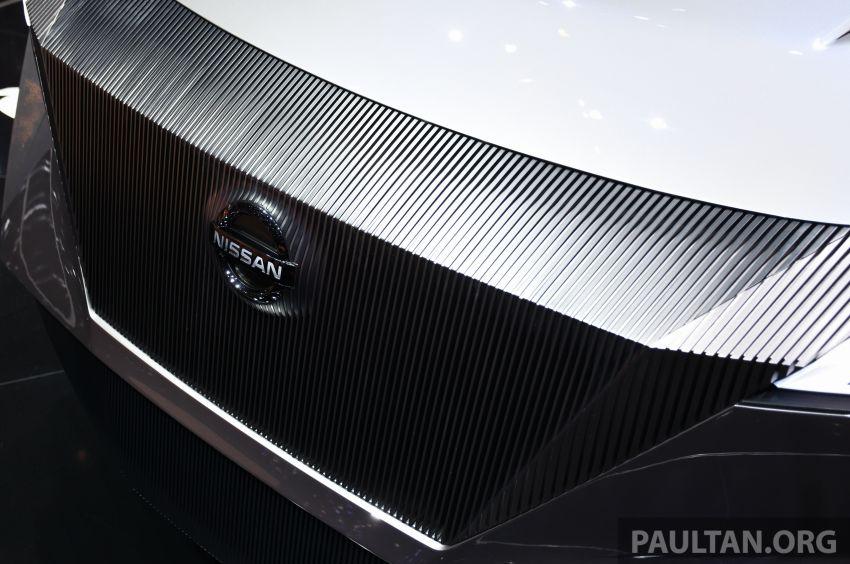 Nissan IMQ Concept pamer bahasa rekaan baharu Image #933275