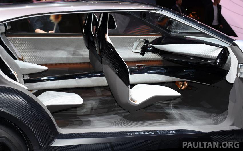 Nissan IMQ Concept pamer bahasa rekaan baharu Image #933279