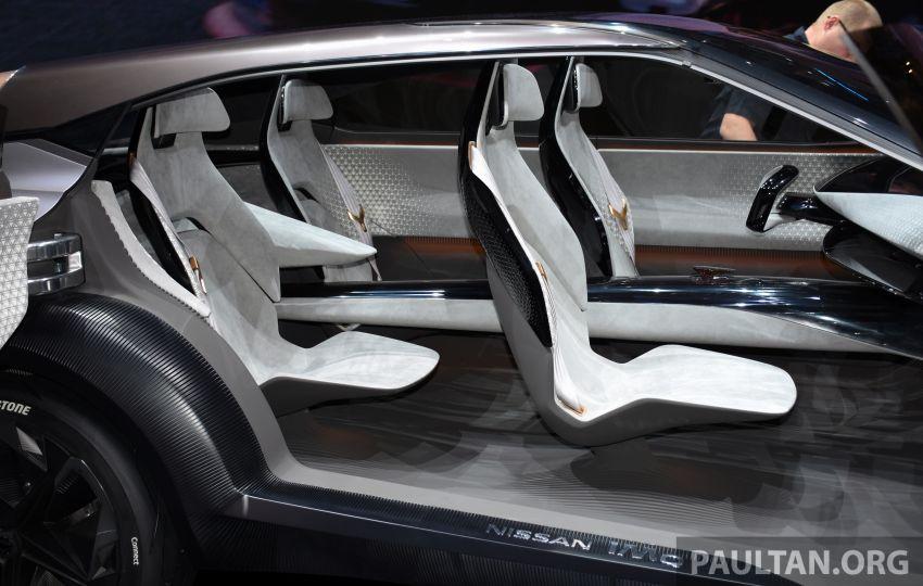 Nissan IMQ Concept pamer bahasa rekaan baharu Image #933282