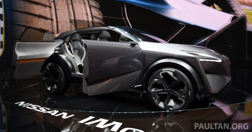 Nissan IMQ Concept pamer bahasa rekaan baharu Image #933263
