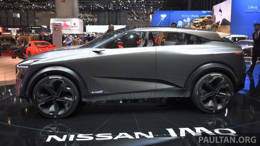 Nissan IMQ Concept previews new design language Image #932967