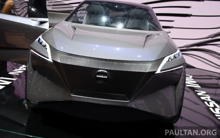 Nissan IMQ Concept previews new design language Image #932970