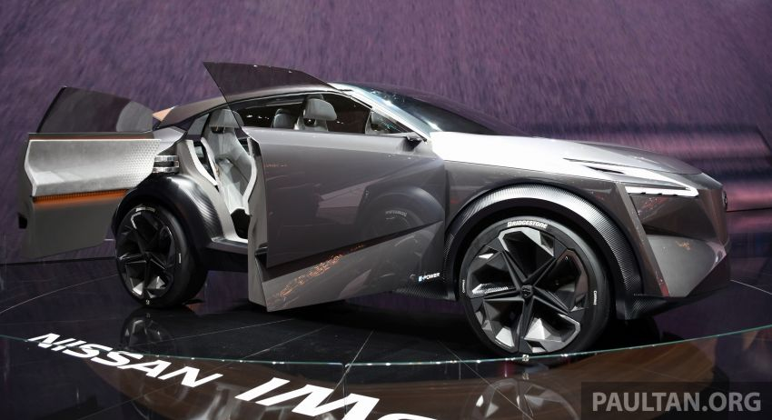 Nissan IMQ Concept previews new design language Image #932972
