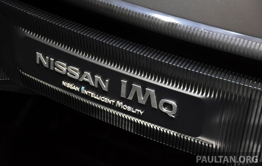 Nissan IMQ Concept previews new design language Image #932973