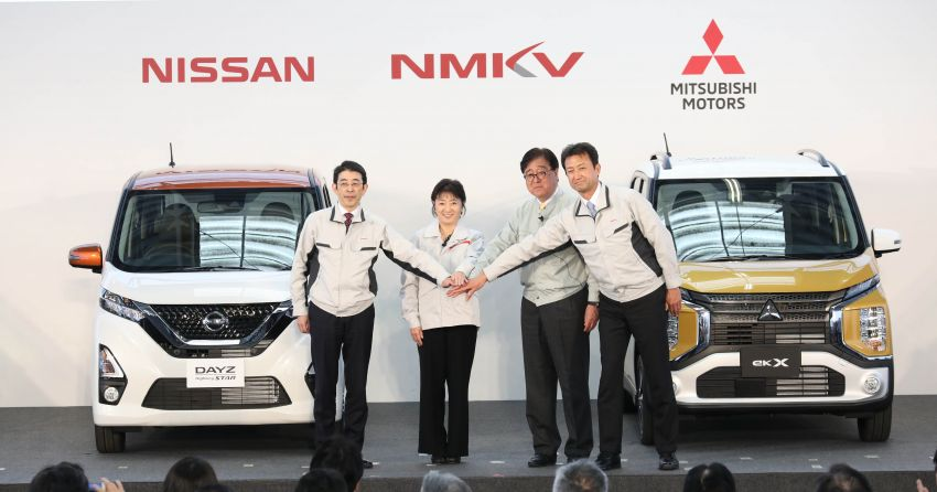 Nissan and Mitsubishi expand NMKV partnership – four new kei cars be launched later this month Image #934650