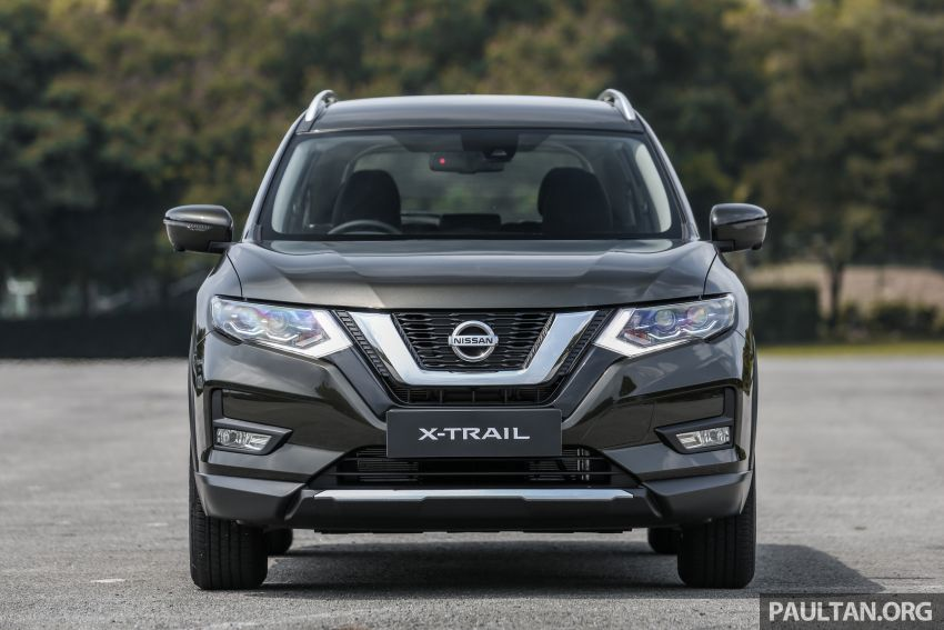 T32 Nissan X-Trail facelift – all four variants previewed! Image #931315