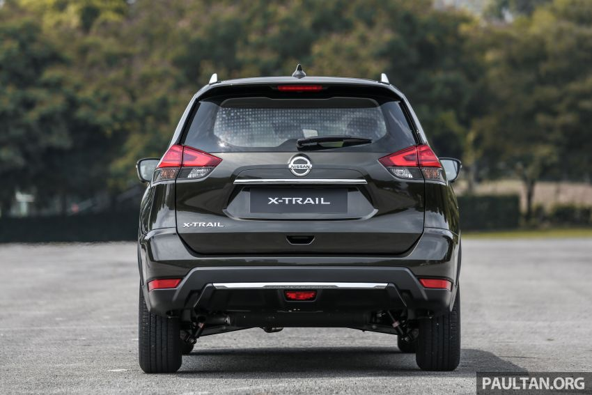 T32 Nissan X-Trail facelift – all four variants previewed! Image #931317