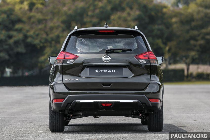 Nissan X-Trail <em>facelift</em> dipertonton di M'sia – empat varian, 2.0L hibrid baru; harga dari RM134k-RM160k Image #931414