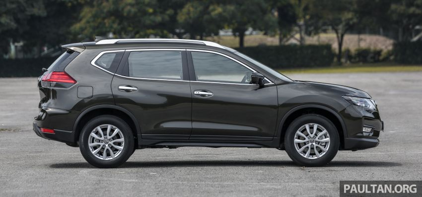 T32 Nissan X-Trail facelift – all four variants previewed! Image #931318