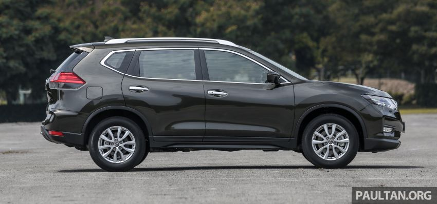 T32 Nissan X-Trail facelift – all four variants previewed! Image #931319