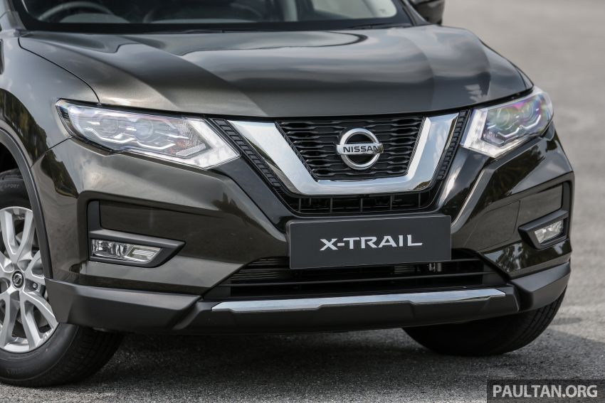T32 Nissan X-Trail facelift – all four variants previewed! Image #931321