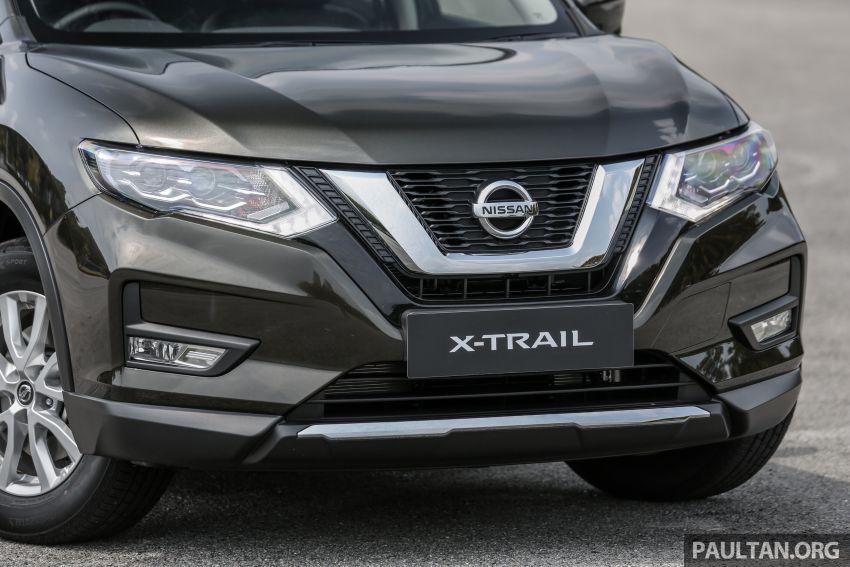 Nissan X-Trail <em>facelift</em> dipertonton di M'sia – empat varian, 2.0L hibrid baru; harga dari RM134k-RM160k Image #931417