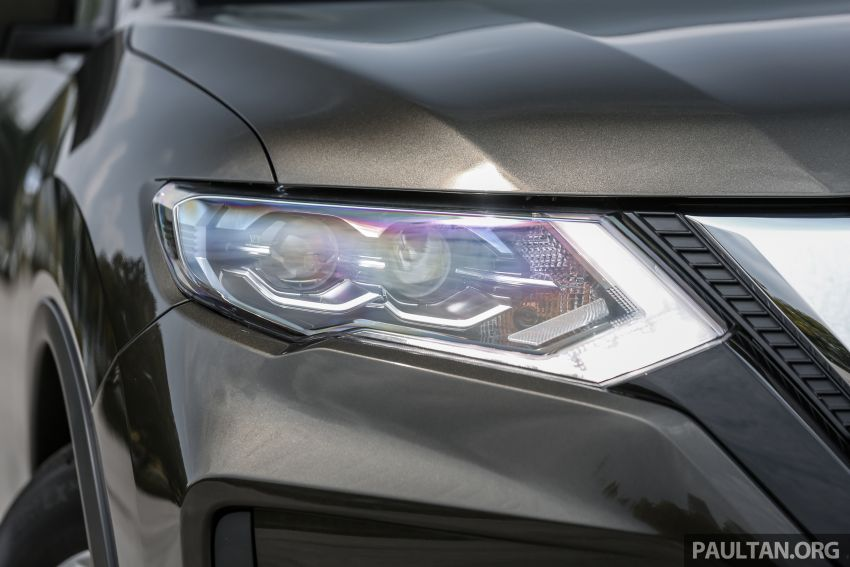 T32 Nissan X-Trail facelift – all four variants previewed! Image #931322